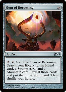 - Magic: the Gathering - Gem of Becoming (205) - Magic 2013