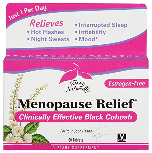 Menopause Relief EuroPharma Terry Naturally