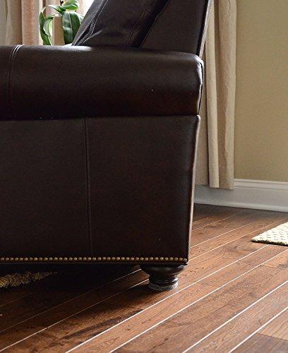 Dura Grip Heavy Duty 2 Round 3 8 Thick Non Slip Rubber No Glue Or Nails Furniture Floor