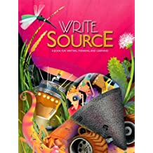 Great Source Write Source: Student Edition Hardcover Grade 8 2004