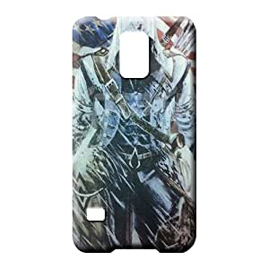 samsung galaxy s5 covers PC Hot Fashion Design Cases Covers phone carrying covers assassins creed 3