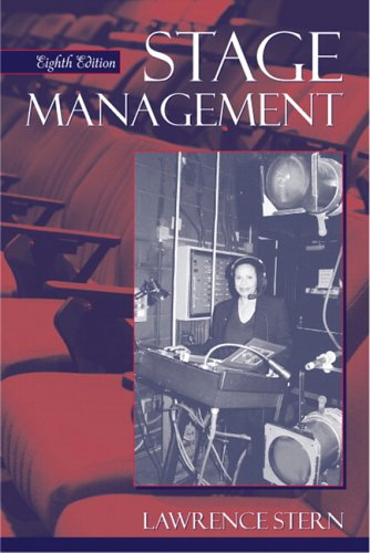 Stage Management (8th Edition)