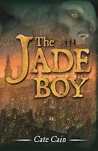book cover of The Jade Boy