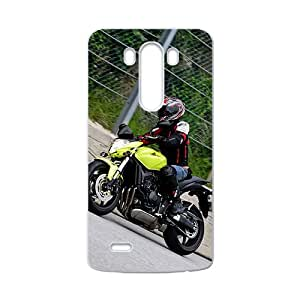 Handsomely and very cool motorcycle phone case for lg g3