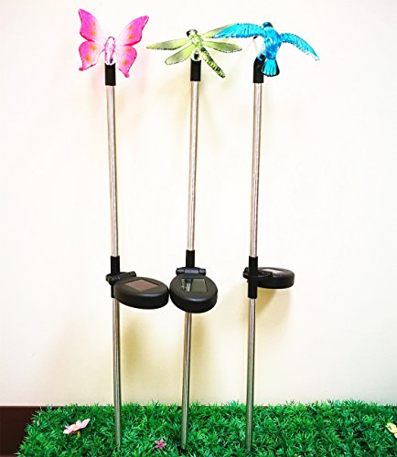 sogrand solar garden lights outdoor decorations home decor stakes yard decorative stake light. Black Bedroom Furniture Sets. Home Design Ideas