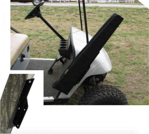 Scabbard Gun for UTV/ATV/Golf Carts w/EZ-GO Passenger Side -