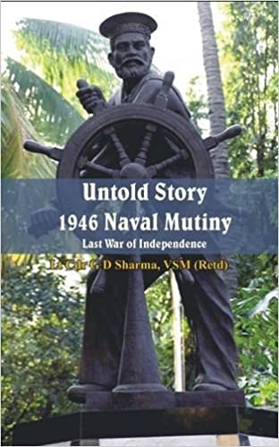 Untold Story 1946 Naval Mutiny: Last War of Independence