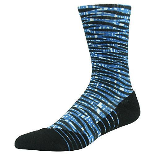 Womens Zebra stripe Printed Running Socks product image
