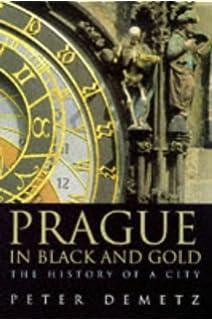 PDF PRAGUE IN BLACK AND GOLD EBOOK