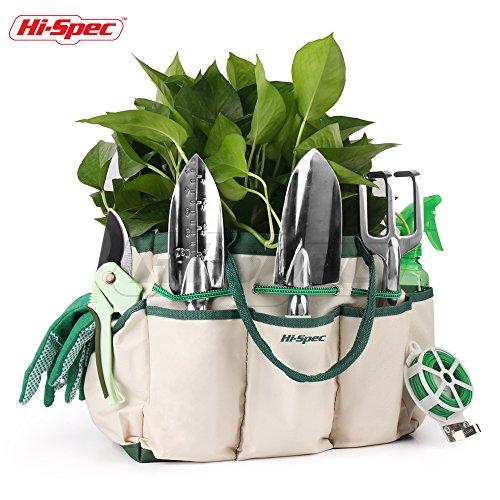 Gardening Tool Set With Bag - 6