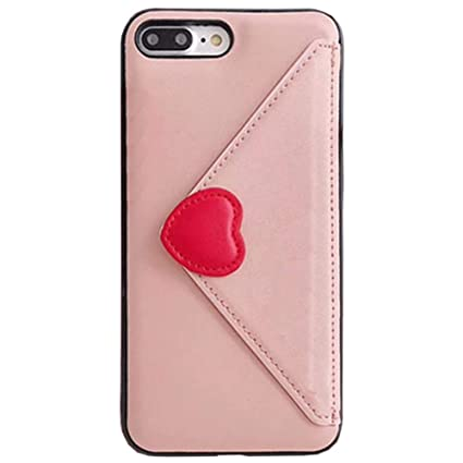 e39a00d16cf2 Amazon.com: SGVAHY Leather Wallet Case for iPhone 6 / 6s, Cute Cat ...