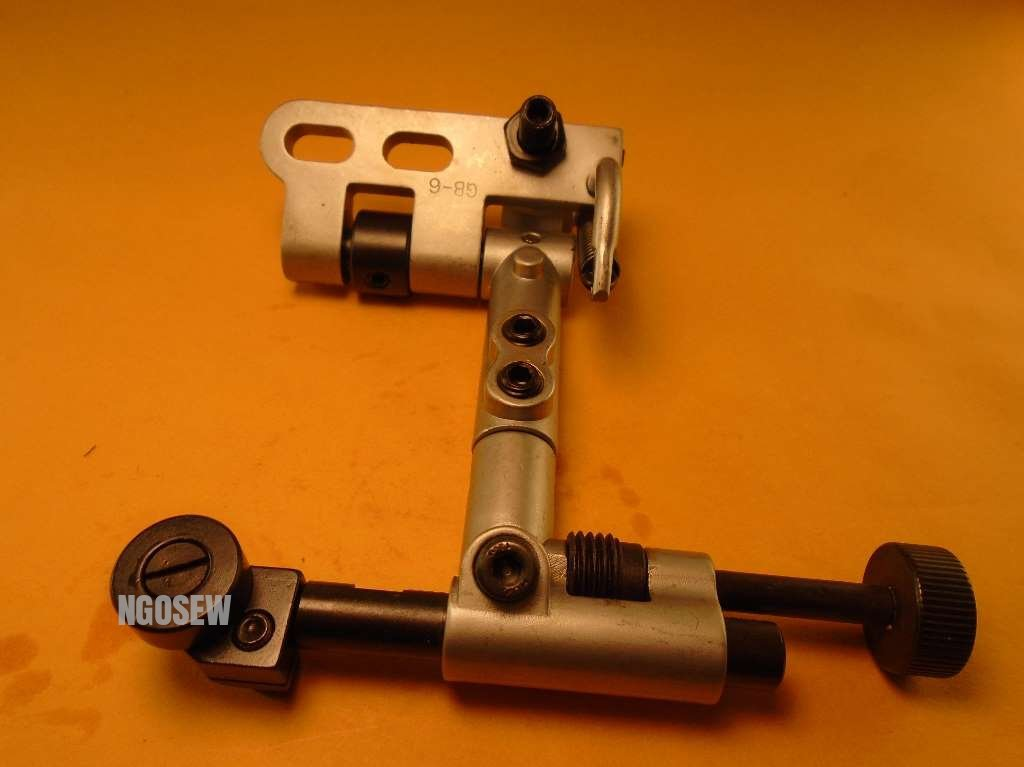 NGOSEW Suspended Edge and Roller Guide for Consew 206RB-5, 206RBL-18, 206RBL-25 by NgoSew