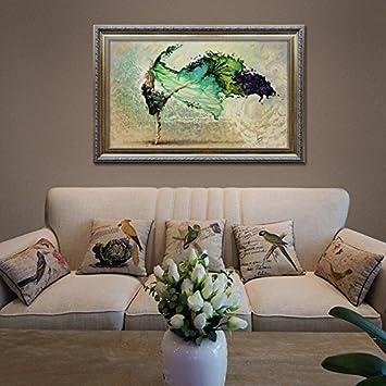 Paintsh Amerikanischen Wohnzimmer Dekoration Malerei Sofa