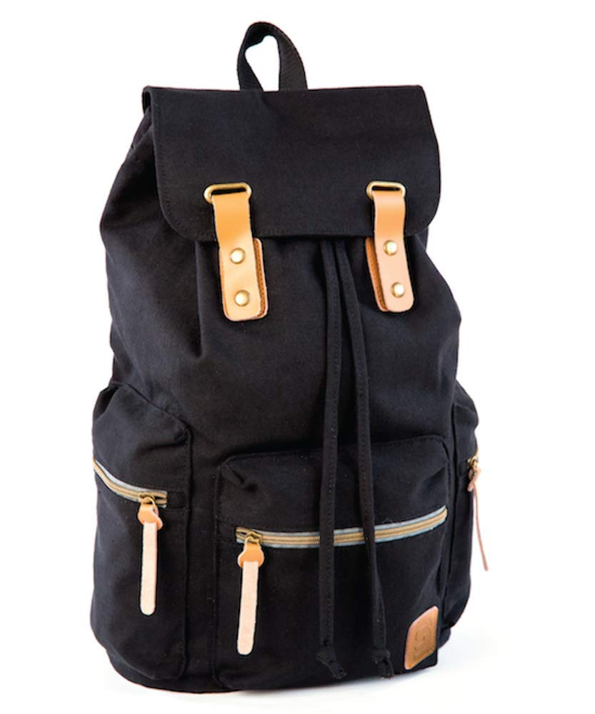 f35ed3d115e4 Sydney Paige Guidi 18-Inch Laptop Bag Rucksack Fits 15-inch Laptops (Black  Night)