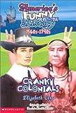Cranky Colonials, Elizabeth Levy, 0590122444