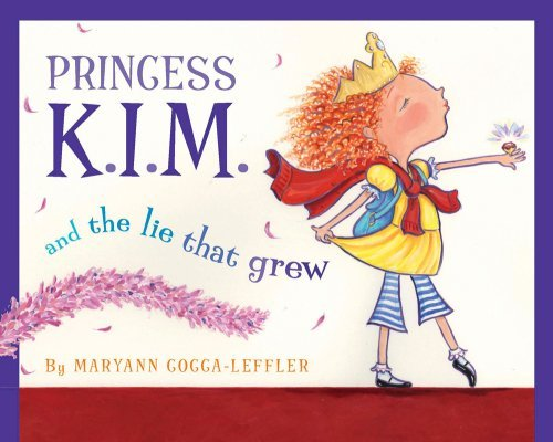 Princess K.I.M. and the Lie That Grew by Maryann Cocca-Leffler - Mall Stores Whitman