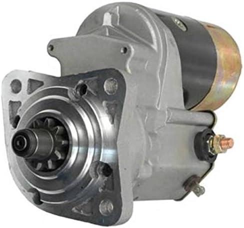 NEW STARTER FITS CATERPILLAR LIFT TRUCK V55C V60D V70E V80D 128000-1060