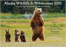 Alaska Wildlife & Wilderness 2015 Calendar (Northern Light) [Calendar]   B00RWTBI6M