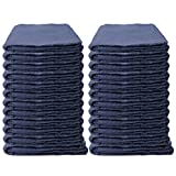 "Moving Blanket (24-Pack) 72"" X 80"" US Cargo Control - Econo Saver (86 lbs/2 dozen, Blue/Blue)"