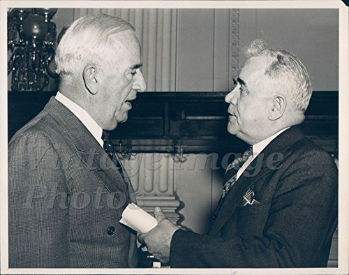 Vintage Photos 1939 Photo John Dempsey Representative Noah Mason Dies Committee Peace from Vintage Photos