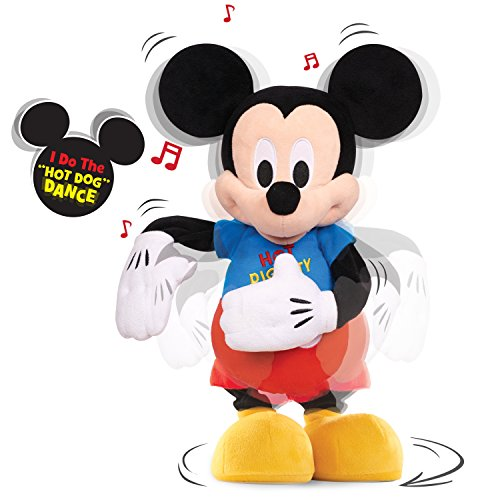 Mickey Mouse Clubhouse Hot Diggity Dance & Play Mickey (Best Mickey Mouse Toys)