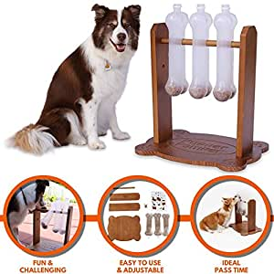 Amazon.com: Pupper Pamper Interactive Dog Toy - Treat
