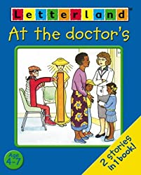 Letterland Early Readers - At the Doctor's