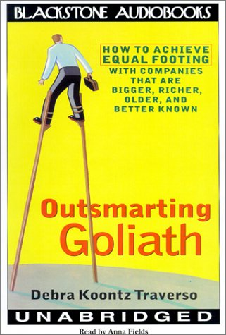 Outsmarting Goliath by Blackstone Pub