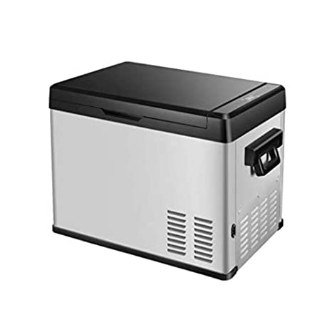 54 Quart Portable Refrigerator/Freezer Compact Vehicle Car Mini Fridge  Compressor Electric Cooler for Car,Truck,RV,Boat,Outdoor and Home use  12/24V DC