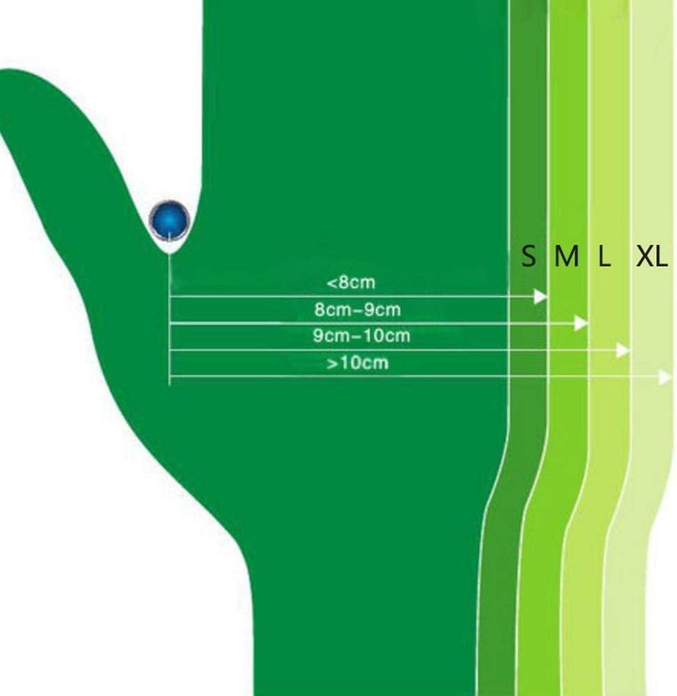 XL Einweg-Latex-Nitril-Gummihandschuhe Lebensmittelqualit/ät Catering Wasserdichter Kunststoff Aus Kunststoff Pvc100 Nur Verdickt