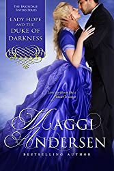 Lady Hope and the Duke of Darkness: The Baxendale Sisters Book 3