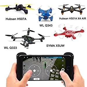 Sympath WIFI Drone Phone Handle Remote Control For DJI SPARK Wingsland S6 hubsan Drone