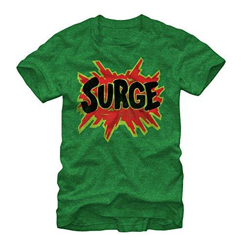 Coca Cola Surge Logo Mens Graphic T Shirt