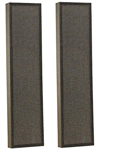Heating, Cooling & Air 2 PACK - GERMGUARDIAN GERM GUARDIAN AIR HEPA FLT4825 FLT-4800 FLT 4800 FILTER B