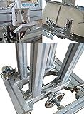 110V Heat Resistant Canvas Conveyor Belt Assembly
