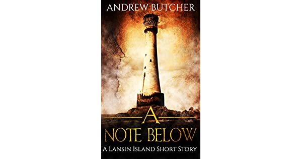 A Note Below (Lansin Island Short Stories Book 1) (English ...