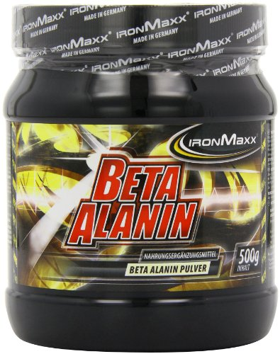 Ironmaxx Beta Alanin , 1er Pack (1 x 500 g)