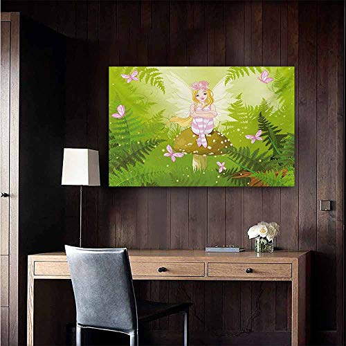 duommhome Nursery Wall Art Decor Poster Painting Magic