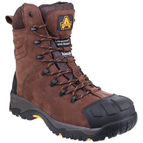 AS995 Pillar Waterproof Hi-leg Lace up Safety Boot UK 7 EU 41