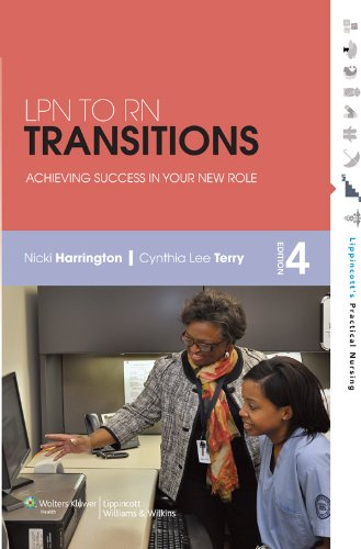 LPN to RN Transitions: Achieving Success in Your New Role Pdf
