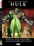 Incredible Hulk, Vol. 1 (Marvel Masterworks)