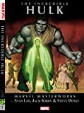 Incredible Hulk, Vol. 1 (Marvel Masterworks)