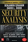 img - for Security Analysis, 6/e 6ED book / textbook / text book
