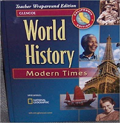World history modern times california teacher wraparound edition world history modern times california teacher wraparound edition tch edition fandeluxe Image collections