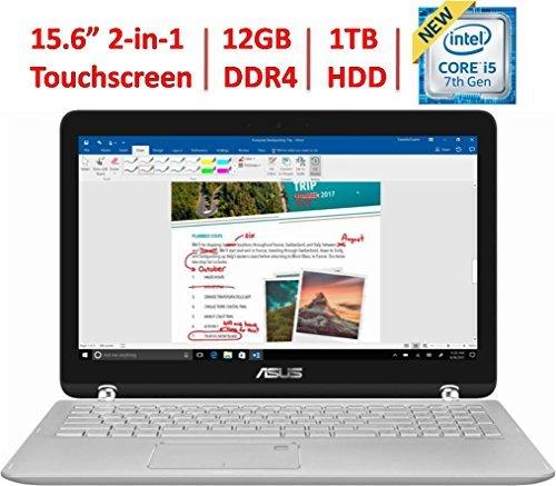 2018 Asus 360 Flip 2-in-1 15.6