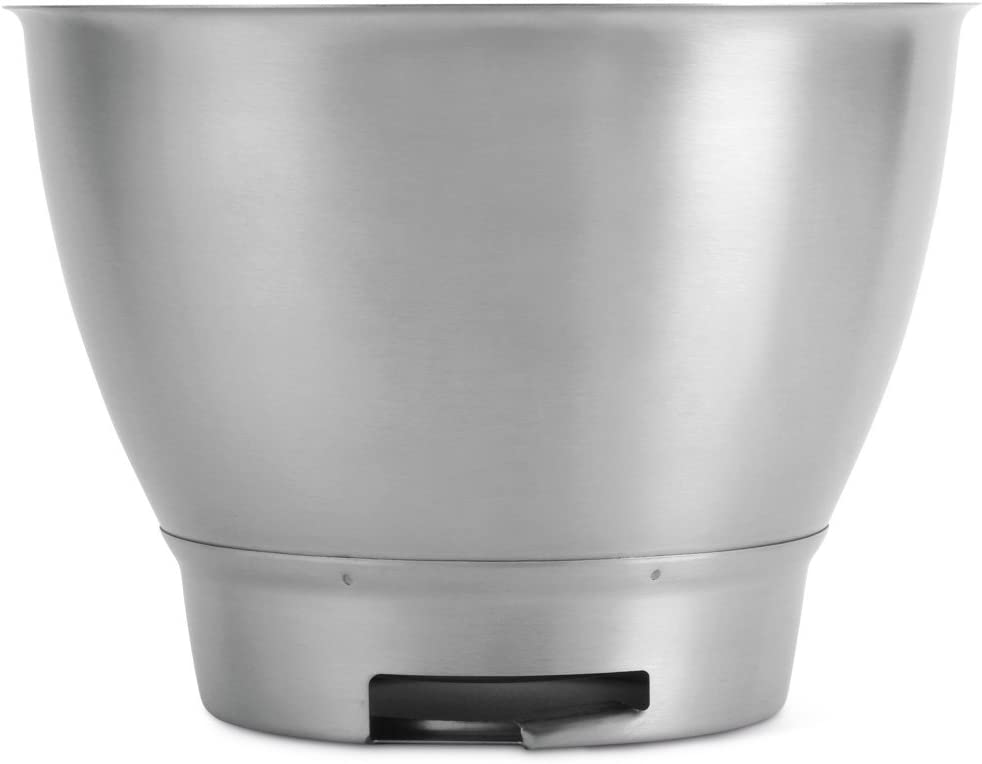 Kenwood Chef Stainless Steel Bowl KAT300SS 4.6Litre, Dishwasher Safe