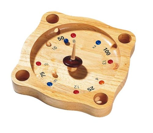 Tyrolean Roulette Game