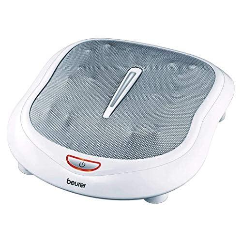 chollos oferta descuentos barato Beurer FM60 Masajeador 50 W función calor color blanco y gris