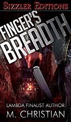 Finger's Breadth: A Gay Thriller: From the Lambda Award Finalist