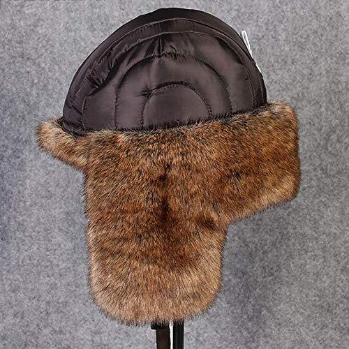 Gorro Trapper Invierno De Bombardero Trooper Aviador Earflap Olis,sombrero A Unisex dE1q5X1
